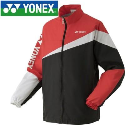 ヨネックス テニス 裏地付ウォームアップシャツ メンズ レディース 52020-007