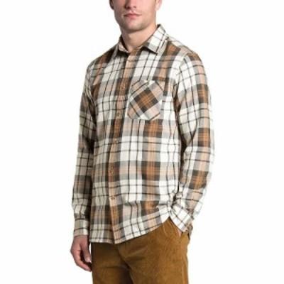 ザ ノースフェイス The North Face メンズ シャツ トップス Hayden Pass 2.0 Shirt Vintage White Heritage Medium Three Color Plaid
