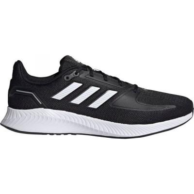 アディダス adidas メンズ ランニング・ウォーキング シューズ・靴 Adidas Runfalcon 2.0 Running Shoes Black/Grey/Black