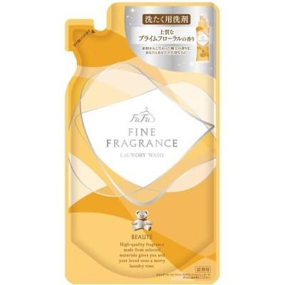 ファーファ ファインフレグランス 洗濯用液体洗剤 ウォッシュ ボーテ プライムフローラルの香り つめかえ用 360ml
