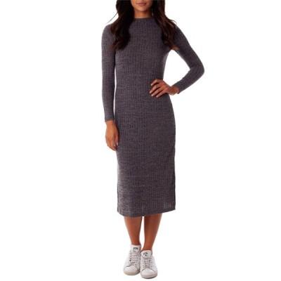 リズム Rhythm レディース ワンピース ワンピース・ドレス Oxford Dress Charcoal