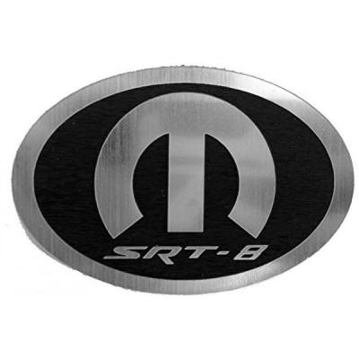 全国配送料無料!2006 クライスラー 300 c 300 フロントエンブレム モパー Srt8 ブラック 海外正規流通品 並行輸入品