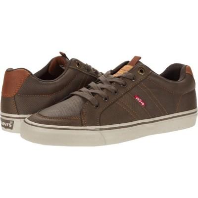 リーバイス Levi's Shoes メンズ スニーカー シューズ・靴 Turner Tumbled Brown/Tan