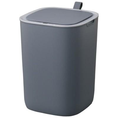 EKO EK6288-12L-GR グレー モランディプラスチックセンサービン [ゴミ箱(12L)]
