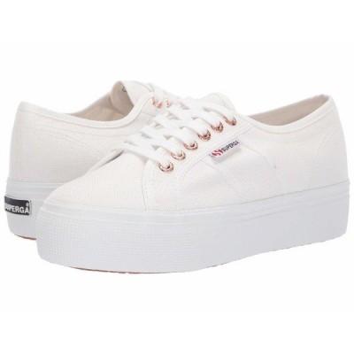スペルガ スニーカー シューズ レディース 2790 Acotw Platform Sneaker White/Rose