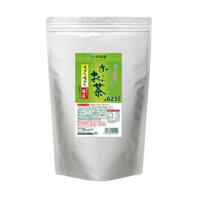 伊藤園 おーいお茶 抹茶入りさらさら緑茶 500g