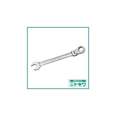 スーパー ギアレンチ フレックスタイプ 呼び:8 L=140mm (GRW8F) (株)スーパーツール