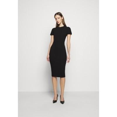 ヴィクトリア ベッカム レディース ワンピース トップス Shift dress - black black