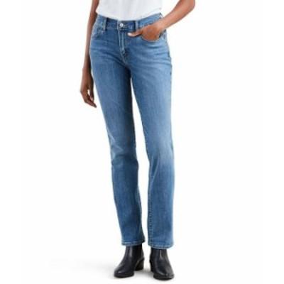 リーバイス レディース デニムパンツ ボトムス Levi'sR 505? Straight Leg Jeans Sparkly Night Sky