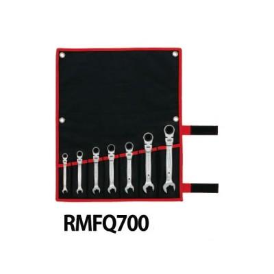 RMFQ700 TONE 首振クイックラチェットめがねレンチセット