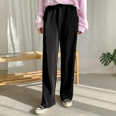 ENVYLOOK レディース パンツ Piano pleated pants