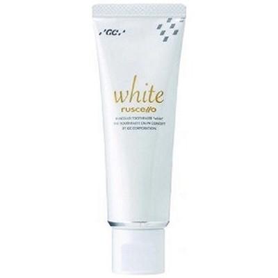 GC ルシェロ 歯みがきペースト ホワイト[薬用歯磨き] ルシェロハミガキペーストホワイト