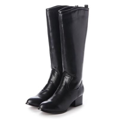 シューズラウンジ shoes lounge ロングブーツSD-8888BLACK (ブラック)