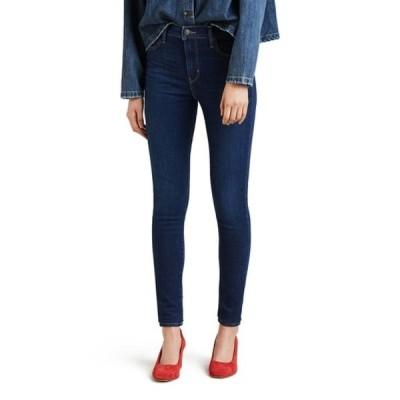 リーバイス レディース デニムパンツ ボトムス 720 High Rise Super Skinny Jeans INDIGO DAZE