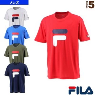 [フィラ テニス・バドミントン ウェア(メンズ/ユニ)]グラフィックTシャツ/メンズ(VM5497)