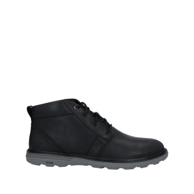 CATERPILLAR ショートブーツ ブラック 8 紡績繊維 ショートブーツ