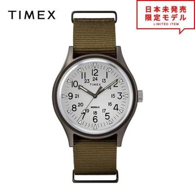 TIMEX タイメックス メンズ 腕時計 リストウォッチ TW2R37600VQ/グリーン 海外限定 時計 日本未発売 当店1年保証