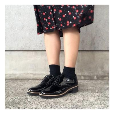 レシピ (Recipe) 日本製 革靴 レースアップシューズ RP-308