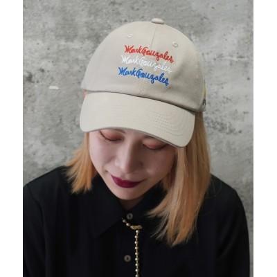 Port / 【 Mark Gonzales / マークゴンザレス 】 LOGO LOW CAP / ローキャップ MEN 帽子 > キャップ