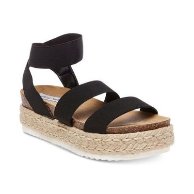 スティーブ マデン レディース サンダル シューズ Women's Kimmie Flatform Espadrille Sandals