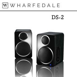 【Wharfedale】主動式藍芽喇叭 / 電腦喇叭 DS-2