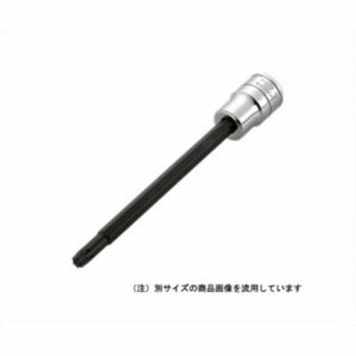 【メール便可】KTC ロングT型トルクスソケット BT3-T40L-S