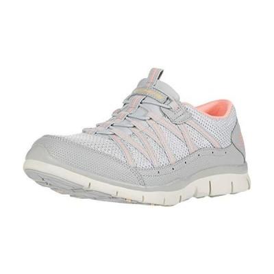 Skechers Gratis  My Business Grey/Pink 9.5