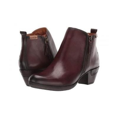 Pikolinos レディース 女性用 シューズ 靴 ブーツ アンクルブーツ ショート Rotterdam 902-8900 - Olmo