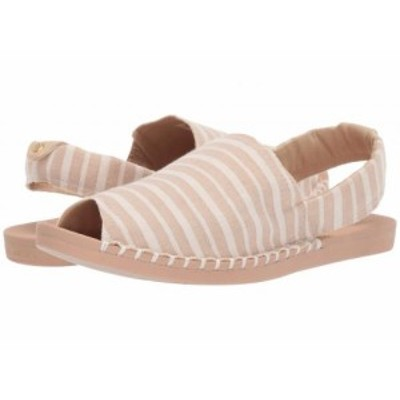 Reef リーフ レディース 女性用 シューズ 靴 スニーカー 運動靴 Escape Sling TX Natural Stripes【送料無料】