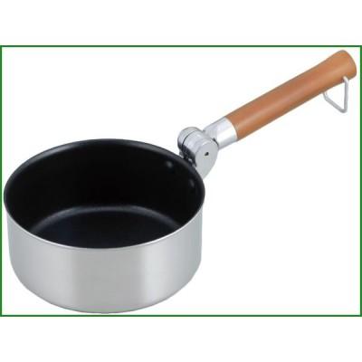 オーレル IH対応二層鋼ミルクパン 14cm RA-9408|b03