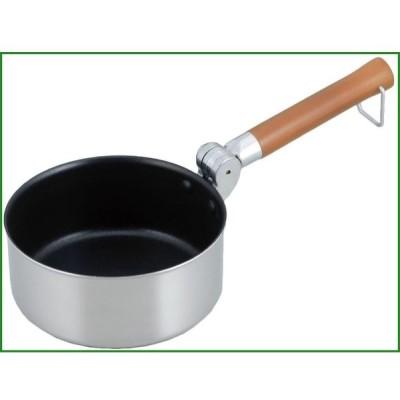 オーレル IH対応二層鋼ミルクパン 14cm RA-9408 b03