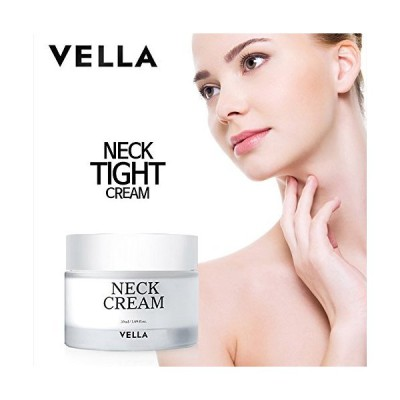 VELLA Anti Wrinkle & Whitening Strong Neck Cream(体がキレイvella首専用のクリーム) 50ml [