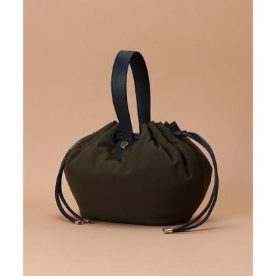 バッグ ハンドバッグ ボンディングデザインハンドルバッグ