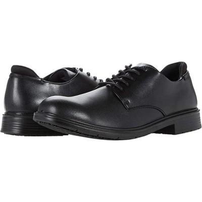 Dr. Scholl's Work Royce メンズ オックスフォード Black Leather