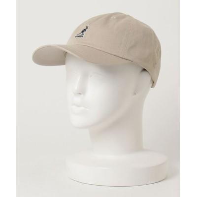 ARKnets / KANGOL / カンゴール:Washed Baseball:105-169002[NOA] MEN 帽子 > キャップ