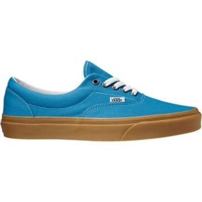 バンズ メンズ スニーカー シューズ Era Skate Shoe (Gum) Mediterranian Blue/True White