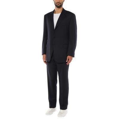 STUDIO by CANTARELLI スーツ ダークブルー 56 バージンウール 100% スーツ