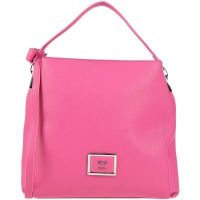ブルーガール ブルマリン BLUGIRL BLUMARINE ハンドバッグ フューシャ ポリ塩化ビニル 100% ハンドバッグ