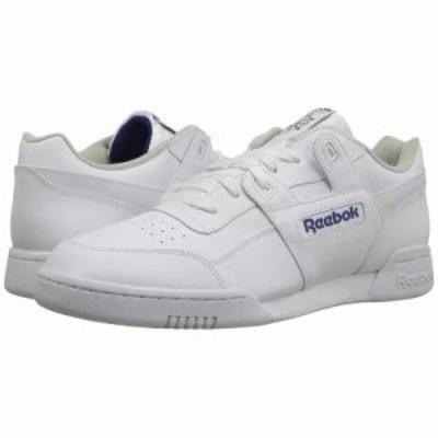 リーボック スニーカー Workout Plus White/Royal