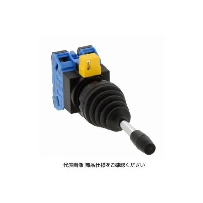 IDEC(アイデック) φ22 HWシリーズモノレバースイッチ HW1M-0201-20 1個(直送品)