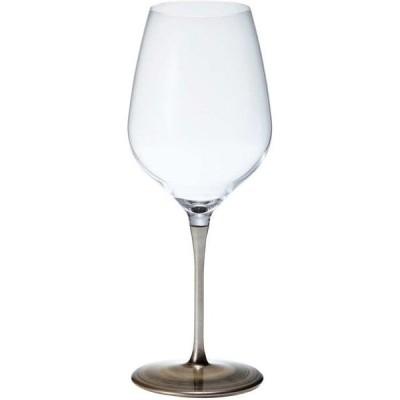 EBM-6919600 インアルト トレセンシ ワイングラス M 430ml アンティーク加工 シルバー (EBM6919600)