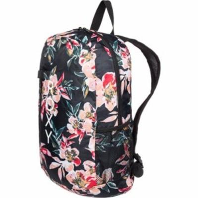 ロキシー Roxy レディース バックパック・リュック バッグ Fresh Air Backpack Anthracite Wonder Garden