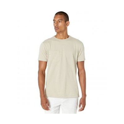 Linksoul リンクソウル メンズ 男性用 ファッション アクティブシャツ Hybrid Pocket T-Shirt - Sand