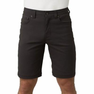 プラーナ prAna メンズ ショートパンツ ボトムス・パンツ Brion Shorts Charcoal