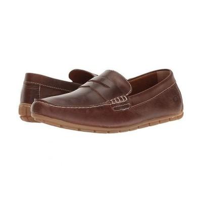 Born ボーン メンズ 男性用 シューズ 靴 ローファー Andes - Dark Brown