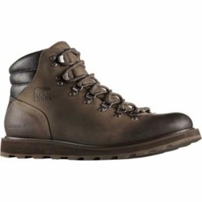 ソレル レインシューズ・長靴 Madson Hiker Waterproof Boot Major/Buffalo Full Grain Leather