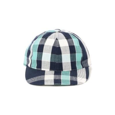帽子 キャップ 衣 伊勢木綿 × BEAMS JAPAN / 別注 伊勢木綿 キャップ