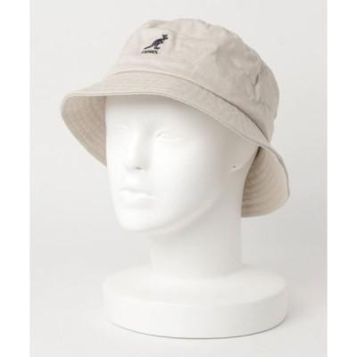 帽子 ハット KANGOL/カンゴール Washed Bucket バケットハット