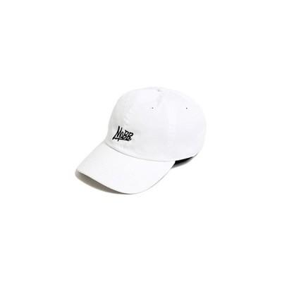 モブ MOBB ロゴ ローキャップ メンズ ユニセックス ホワイト MOBB OG LOW CAP -WHITE-