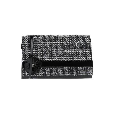ロリブルー LORIBLU メッセンジャーバッグ ブラック 紡績繊維 / 革 メッセンジャーバッグ